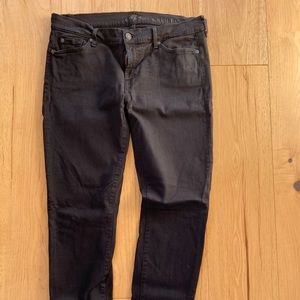Seven for all of Mankind jeans. Size 32